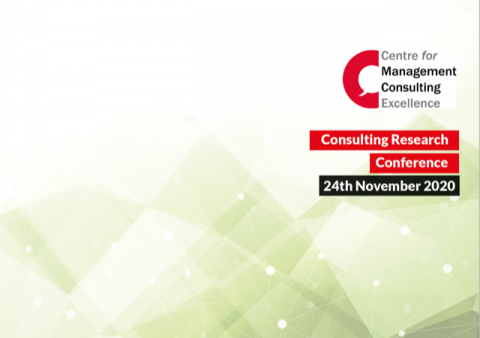 CMCE Consulting Research Conference 2020