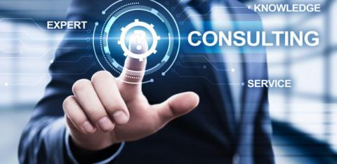 Image representing consulting services